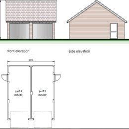 plot 3&1 garage image