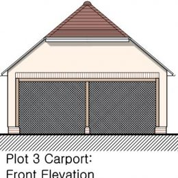 car port plot 3